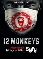 Xem Phim 12 Monkeys - Season 1-Mười Hai Con Khỉ 1
