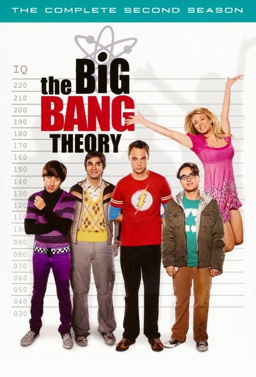 Phim The Big Bang Theory - Season 2 - Vụ Nổ Lớn 2