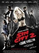 Xem Phim Sin City: A Dame to Kill For (2014)-THÀNH PHỐ TỘI ÁC 2