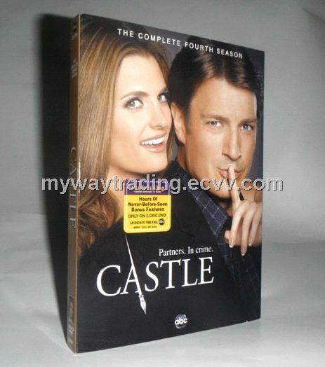 Phim Castle - Season 4 - Nhà Văn Phá Án 4