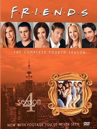 Phim Friends - Season 4 - Những Người Bạn 4