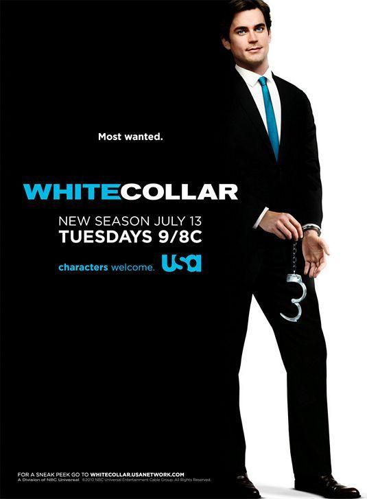 Phim White Collar - Season 1 - Cổ Cồn Trắng 1