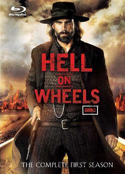 Phim Hell on Wheels - Season 1 - Bánh Xe Địa Ngục 1