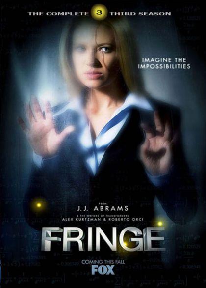 Phim Fringe - Season 3 - Giải Mã Kỳ Án 3