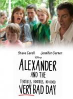 Xem Phim Alexander and the Terrible, Horrible, No Good, Very Bad Day - Alexander Và Một Ngày Kinh Khủng, Tồi Tệ, Xui Xẻo