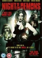 Phim Night Of The Demons - Đêm Của Quỷ Dữ
