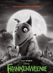Phim Frankenweenie - Chó Ma