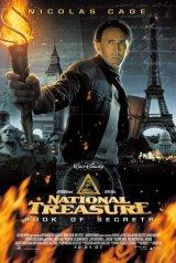 Phim National Treasure: Book of Secrets - Kho Báu Quốc Gia: Quyển Sách Bí Mật