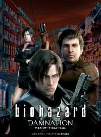 Phim Resident Evil - Damnation - Vùng Đất Qủy Dữ: Nguyền Rủa
