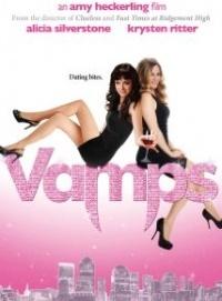 Phim Vamps - Hẹn Hò Là Cắn