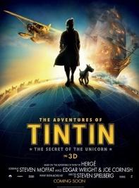 Phim The Adventures Of Tintin - Cuộc Phiêu Liêu Của Tin Tin