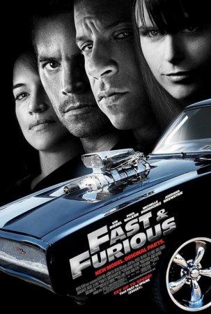 Phim Fast and Furious 4 - Quá Nhanh Quá Nguy Hiểm 4