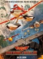 Xem Phim Planes: Fire & Rescue - Anh Hùng Và Biển Lửa