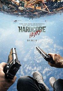 Xem Phim Hardcore Henry-Mãnh Lực Henry