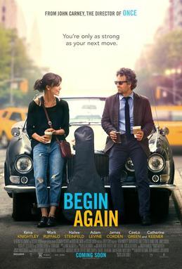 Phim Begin Again - YÊU LẠI TỪ ĐẦU