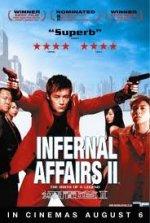 Phim Infernal Affairs 2 - Vô Gian Đạo 2