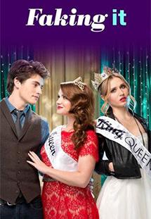 Phim Faking It Season 1 - Nổi Tiếng Nhanh