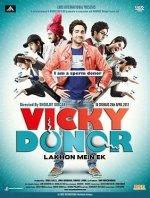 Phim Vicky Donor - Bước Qua Lời Nguyền