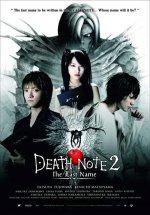 Phim Death Note 2: The Last Name - Cuốn Sổ Thiên Mệnh 2: Cái Tên Cuối Cùng