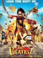 Phim The Pirates - Band Of Misfits - Vương Hoa Hải Tặc