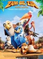 Phim Zambezia - Thành Phố Chim Zambezia
