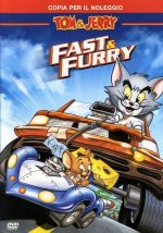 Phim Tom And Jerry The Fast And The Furry - Tom Và Jerrry: Vòng Đua Tốc Độ