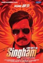 Phim Singham - Chàng Cảnh Sát Singham