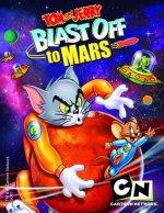 Xem Phim Tom And Jerry Blast Off To Mars - Tom Và Jerry Bay Đến Sao Hỏa
