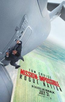 Phim Mission Impossible 5 - Rogue Nation - Nhiệm vụ bất khả thi 5 - Quốc gia bí ẩn