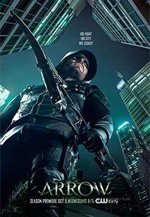 Phim Arrow Season 5 - Mũi Tên Xanh 5