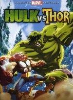 Phim Hulk Vs Thor - Đối Đầu Giữa Hulk và Thor