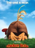 Phim Chicken Little - Chú Gà Siêu Quậy