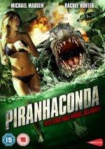 Xem Phim Piranhaconda - Rắn Hổ Ăn Thịt Người