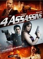 Xem Phim 4 Assassins-Bốn Sát Thủ
