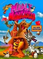 Xem Phim Madly Madagascar - Valentine Điên Rồ