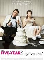 Phim The Five-Year Engagement - Cặp Đôi Hoàn Hảo