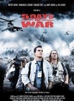 Phim 5 Days Of War - Cuộc Chiến 5 Ngày