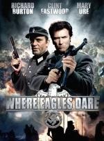 Phim Where Eagles Dare - Đột Kích Tổ Đại Bàng