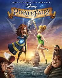 Phim The Pirate Fairy - TINKER BELL VÀ HẢI TẶC TIÊN