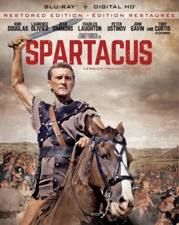 Phim Spartacus - Thủ Lĩnh Nô Lệ