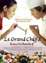 Phim Le Grand Chef 2: Kimchi Battle - Cuộc Chiến Kim Chi 2