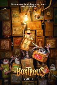 Xem Phim The Boxtrolls - HỘI QUÁI HỘP