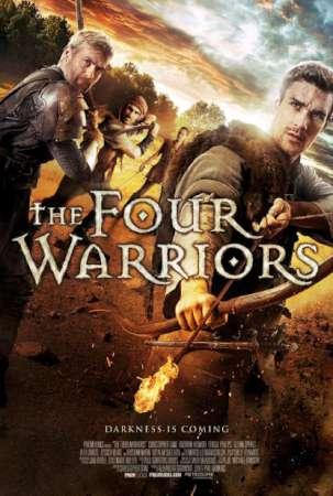 Xem Phim The Four Warriors - Chiến Binh Thập Tự Chinh