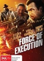 Phim Force Of Execution - Lực Lượng Đặc Nhiệm