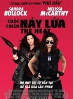 Xem Phim The Heat-Cuộc Chiến Nảy Lửa