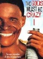 Phim The Gods Must Be Crazy - Thượng Đế Cũng Phải Cười