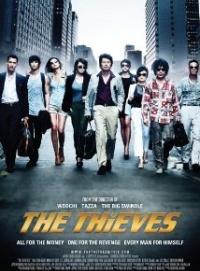 Phim The Thieves - Đội Quân Siêu Trộm