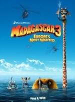 Phim Madagascar 3: Europe's Most Wanted - Madagasca 3: Thần Tượng Châu Âu