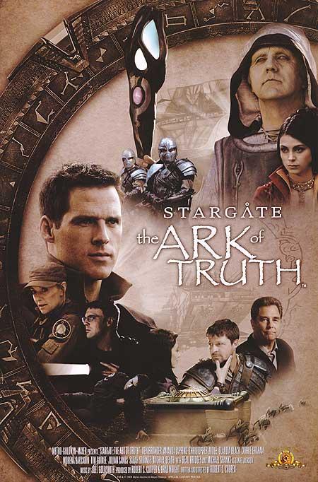 Xem Phim Stargate: The Ark Of Truth-Cổng Trời 2: Chiếc Giương Chân Lý