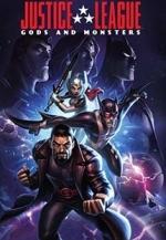 Phim Justice League: Gods and Monsters (2015) - Liên Minh Công Lý: Thiên Thần và Quỷ Dữ